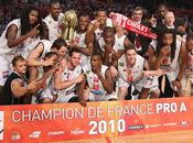 Basket .... Finale Cholet champion France 2010