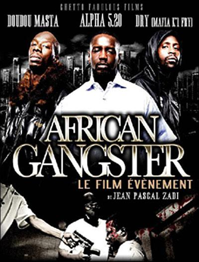 African Gangster (EXTRAIT FILM)
