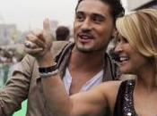 Anastacia avec russe Dima Bilan
