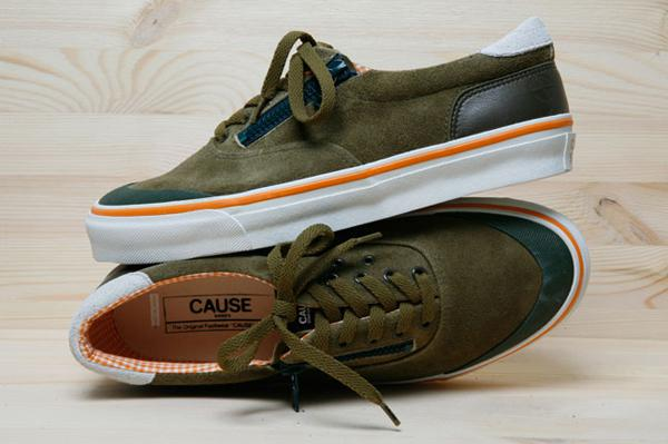 CAUSE – SUMMER 2010 COLLECTION