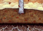 """L'arbre vie. """"Nous restons temps infini nous..."""