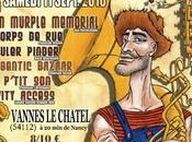 billetterie Myspace pour l'Aroffe Festi'vannes