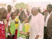 Kid's Athletics, 1ère édition: mairie Dakar gagne pari