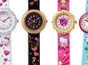 Nouvelles montres Hello kitty Flik Flak