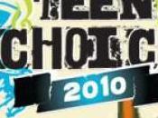 Teen Choice Awards 2010 nommés catégorie séries
