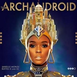 Janelle Monáe - The ArchAndroid (2010)