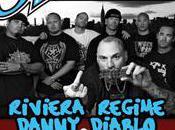 Skarhead Riviera Regime Danny Diablo ShotBlockers Round Foufounes Electriques Montréal 07/04/2010