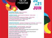 Bastia Fête Musique programme jusqu'à lundi