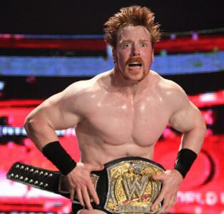 Sheamus Champion de la WWE