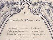 GERBES, Revue littéraire bi-mensuelle. 1905-1906