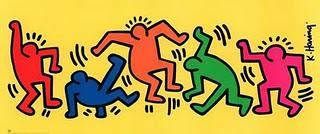 Keith Haring : le marketing lui rend hommage