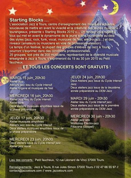 Concert exceptionnel au Petit Faucheux