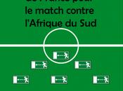 Composition l'équipe France pour soir