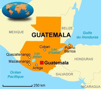 Guatemala   À Découvrir