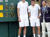 WIMBLEDON 2010 Isner Mahut photo famille