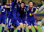 Groupe victoire Japon buts contre Danemark, Japonais qualifiés pour huitièmes finale