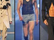 Fashion Week Hommes Paris cinéma muet JOHN GALLIANO (MEN SPRING/SUMMER 2011)