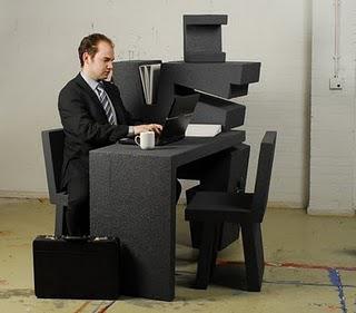 Il manque toujours un bureau quelque part