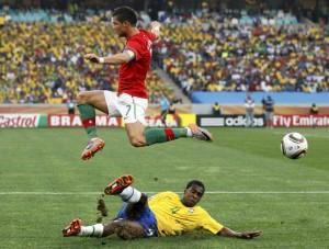 La revanche de Ronaldo