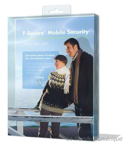 F-Secure Mobile Security disponible sous Android, symbian et Windows Mobile