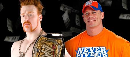 Sheamus sera opposé à John Cena à Money In The Bank