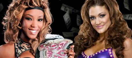 Alicia Fox Vs Eve : Championnat des Divas de la WWE à Money In The Bank