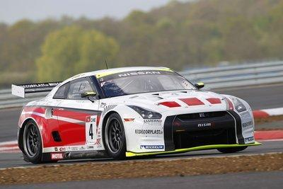Championnat du monde GT1 au Paul-Ricard