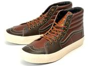 Vans fall 2010 collection sk8-hi medallion