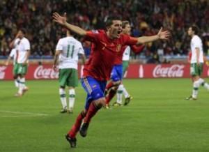 Les notes d'Espagne-Portugal