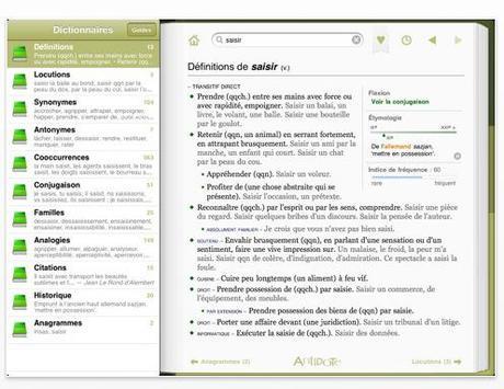 Antidote pour l'iPad