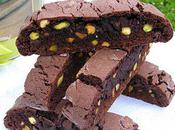 Biscotti pistaches chocolat Martha Stewart