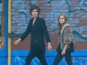 Emma Watson Elle tourne dans clip nouveau petit Georges Craig