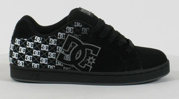 dc character blkwhtbattleship Soldes Skate Shoes Ete 2010: DC Shoes a  30%