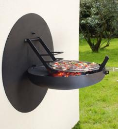 Un barbecue suspendu !