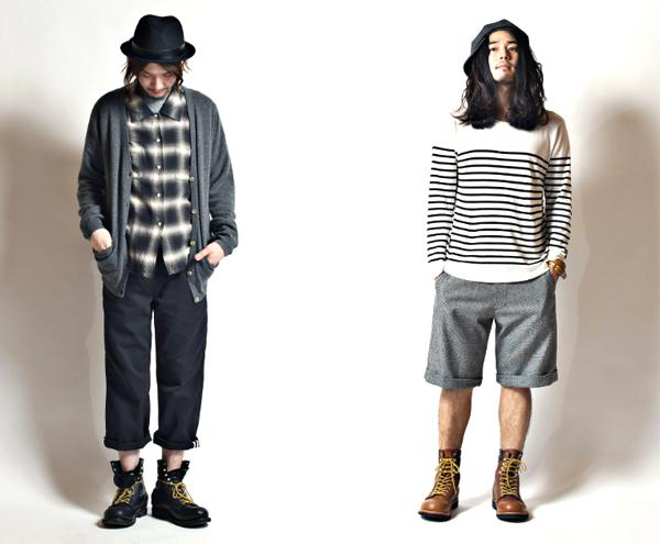 VICTIM – F/W 2010 COLLECTION LOOKBOOK