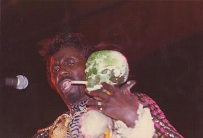 SCREAMIN' JAY HAWKINS avec HENRY