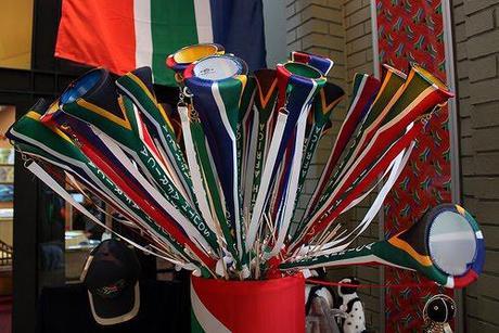 La Vuvuzela, star de la WC 2010