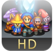 Le jeu Crystal Defenders en version HD