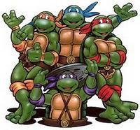 Tortues Ninja (Teenage Mutant Ninja Turtles)