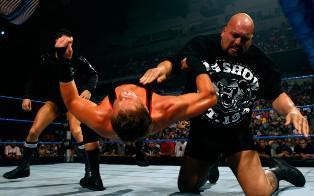 Big Show attaqué a SmackDown