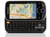 Smartphone Android Samsung Intercept SPH-M910