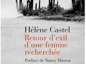 """""""Retour d'exil d'une femme recherchée"""" d'Hélène Castel"""