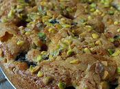 gâteau framboises myrtilles