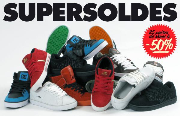 dc shoes soldes