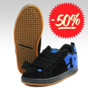dc court graffik thumb Soldes Skate Shoes: 25 modeles a  50%