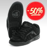 dvs legion thumb Soldes Skate Shoes: 25 modeles a  50%