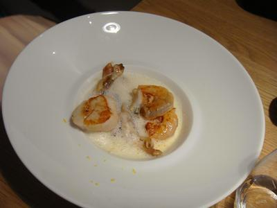 20100227 claude colliot 01 coquillages crustaces Claude Colliot, restaurant (ChrisoScope)