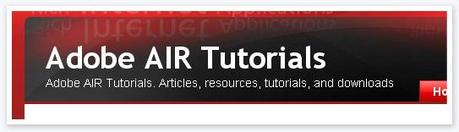 Adobe AIR Tutorials