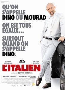 40 places de Ciné à gagner pour la sortie de L'Italien avec Kad Merad
