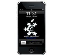 Sn0breeze version 1.7 pour iPhone...